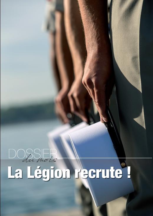 2020, grande année pour le recrutement de la Légion étrangère